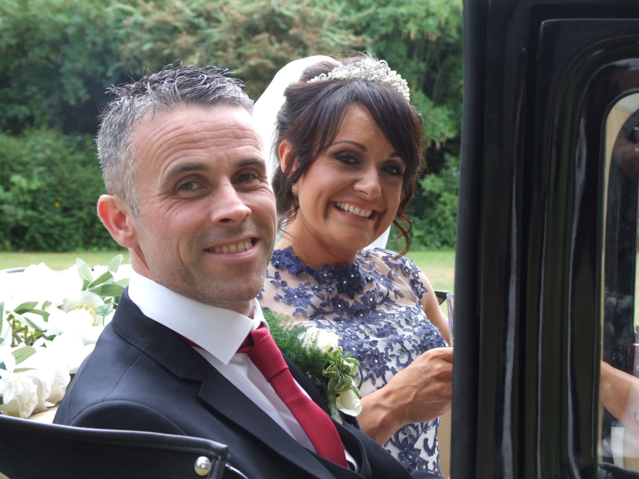 wedding car prices in Berkshire