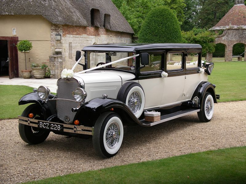 1920's Vintage Bramwith Limo