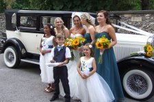 Bramwith Bride and party 225x150