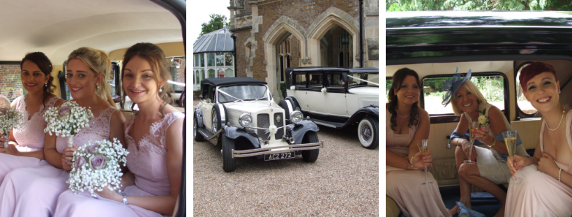 Cars for the perfect wedding day