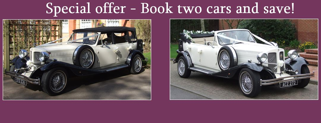 Talk to us about special offers!