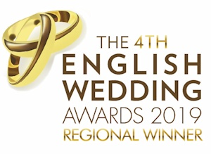 English wedding awards winner